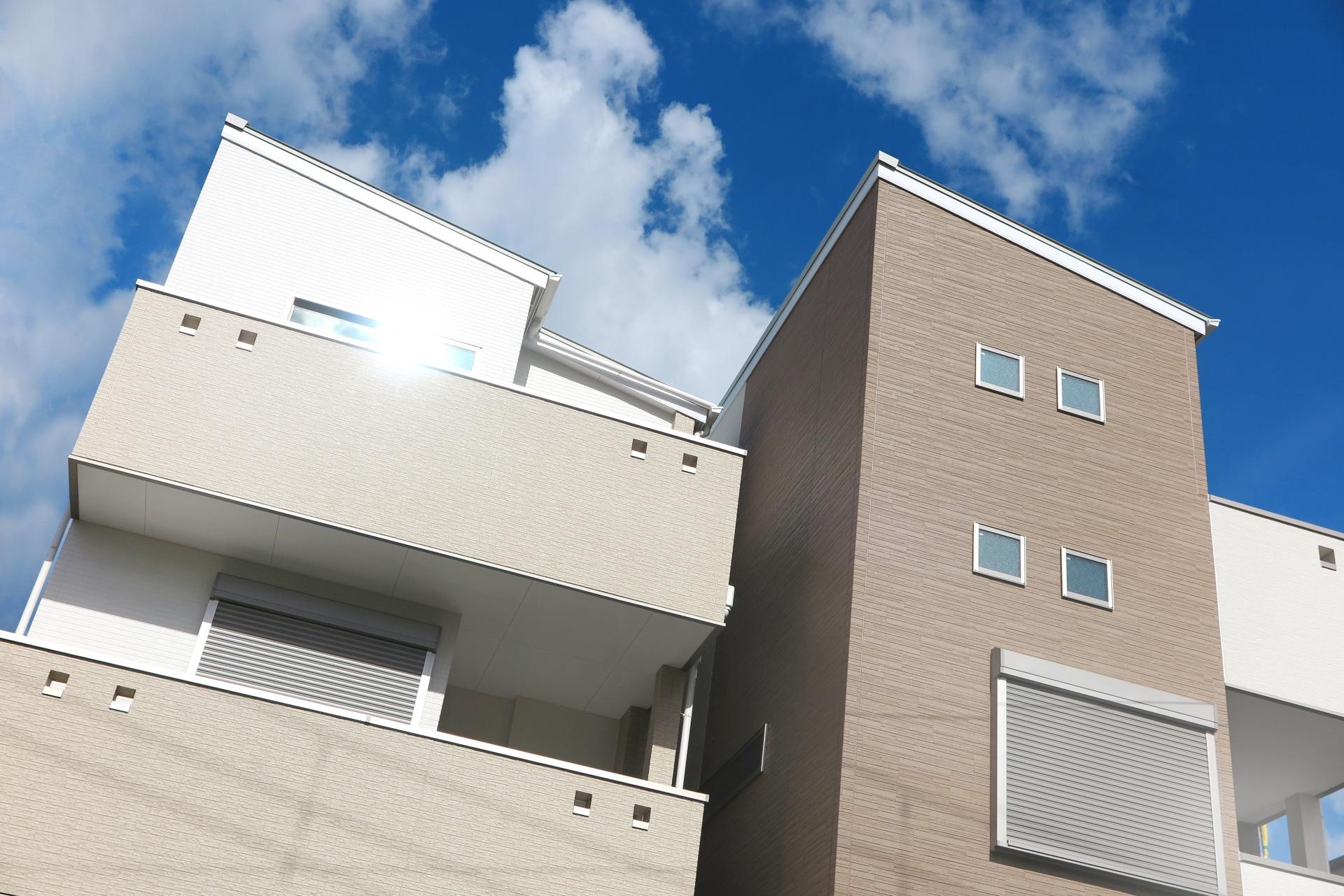 住宅用アルミ建材専門の塗装工事